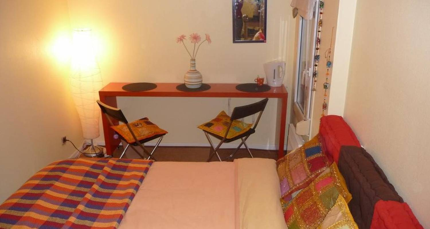 Bed & breakfast: chambre in lille (107346)
