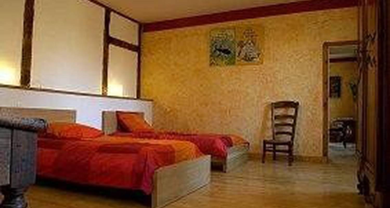 Chambre d'hôtes: les tapies à agen-d'aveyron (107352)