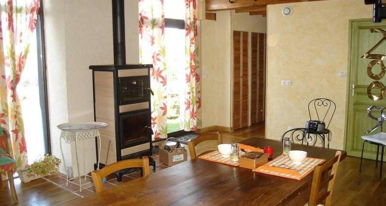 Bed & breakfast: au soleil couchant in anglars-saint-félix (107360)