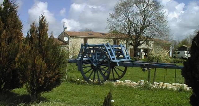 Gîte: la cailleterie in saint-nazaire-sur-charente (107441)