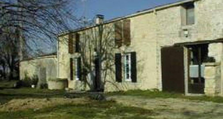 Gîte: la cailleterie in saint-nazaire-sur-charente (107442)