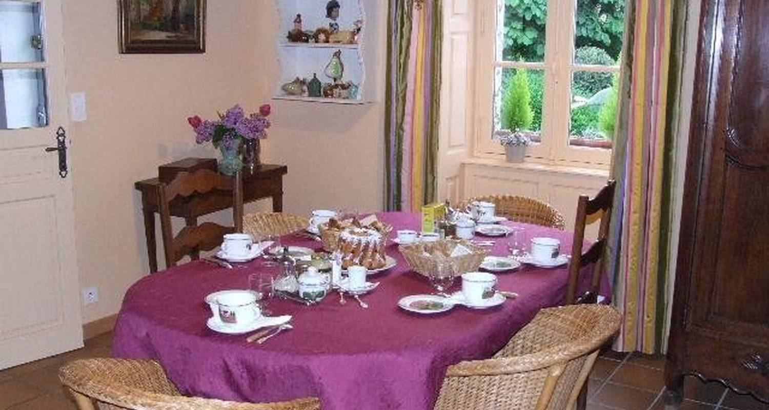 Bed & breakfast: la noe de marlais in herbignac (107567)