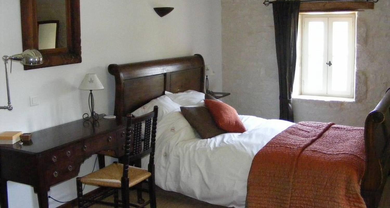 Bed & breakfast: l'abri des hirondelles in virson (107796)