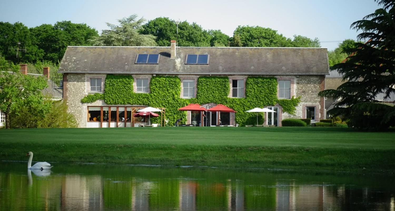 Chambre d'hôtes: les chambres du golf à vievy-le-rayé (107827)