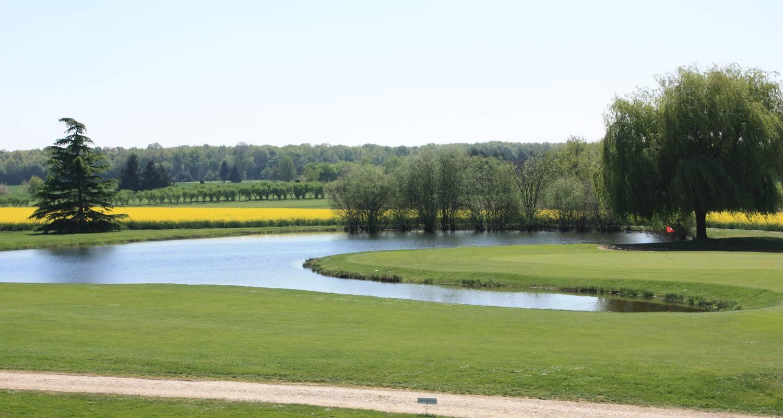 Chambre d'hôtes: les chambres du golf à vievy-le-rayé (107829)