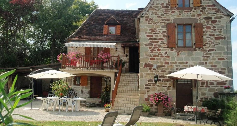 Bed & breakfast: le bacquet in saint-julien-maumont (107857)