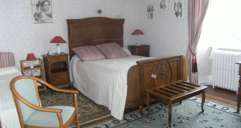 Chambre d'hôtes:  manoir de kervent à douarnenez (107910)
