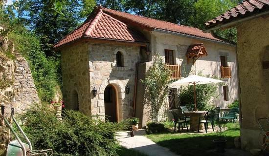 Moulin  De La Planche Ferr