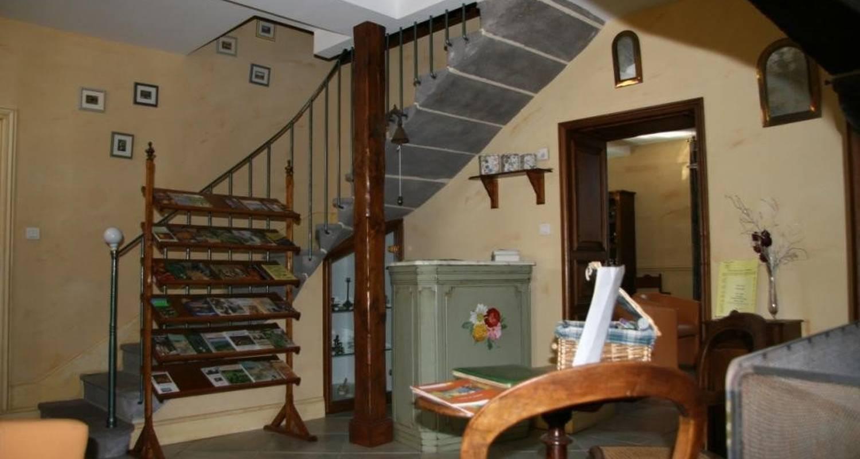 Chambre d'hôtes: maison d'hôtes les trèfles à saint-ignat (108162)