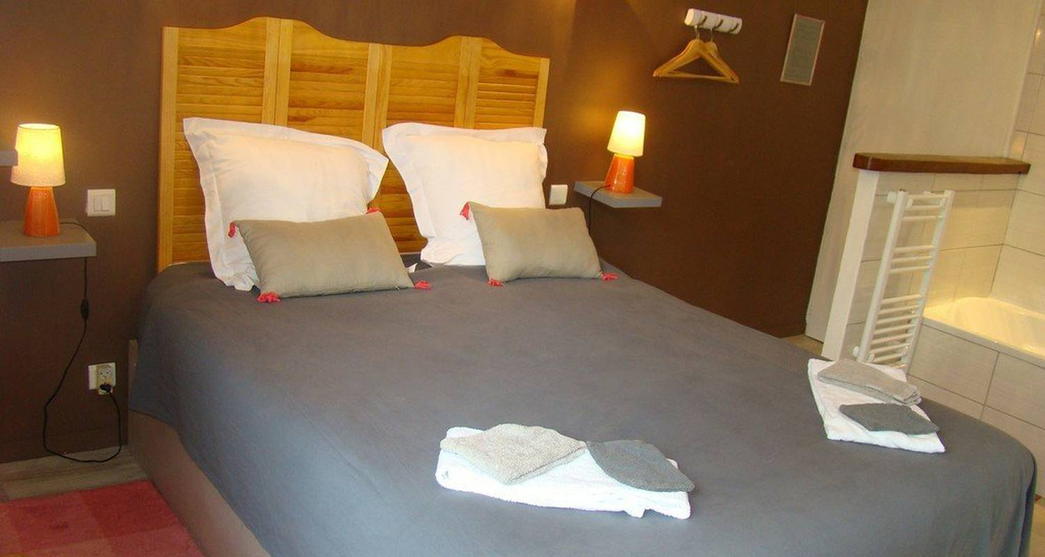 Bed & breakfast: les chambres d'agathe lyon in belleville (108407)