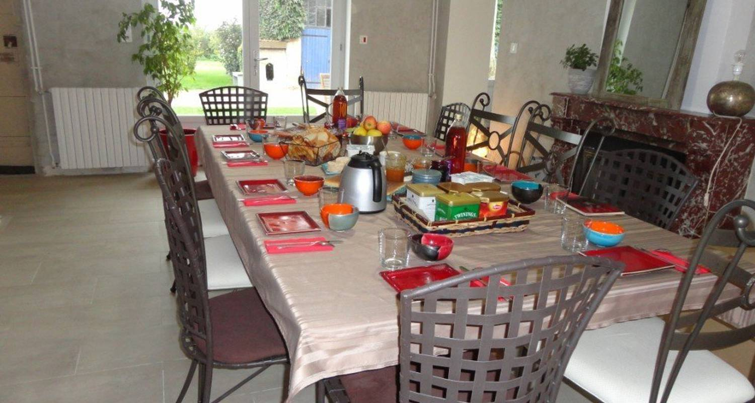 Bed & breakfast: les chambres d'agathe lyon in belleville (108405)