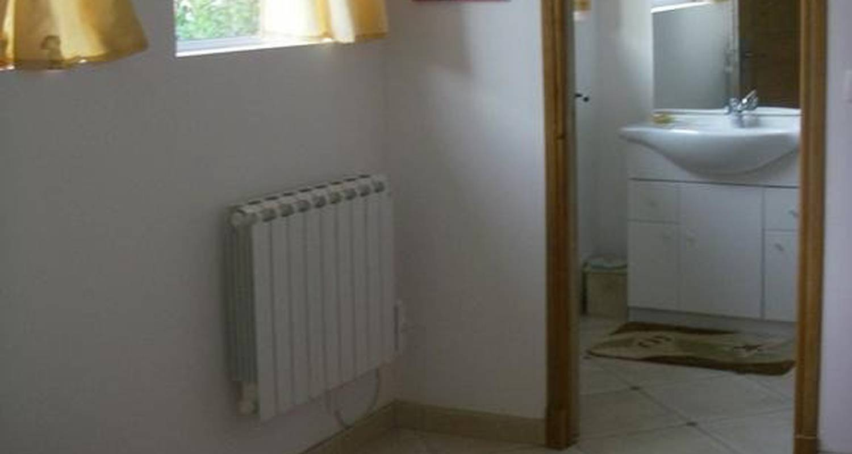 Habitación de huéspedes: maisonnette de charme en villiers-sous-grez (108413)