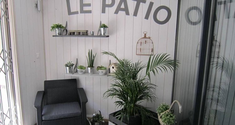 Le Patio De Luchon A Bagneres De Luchon 25484