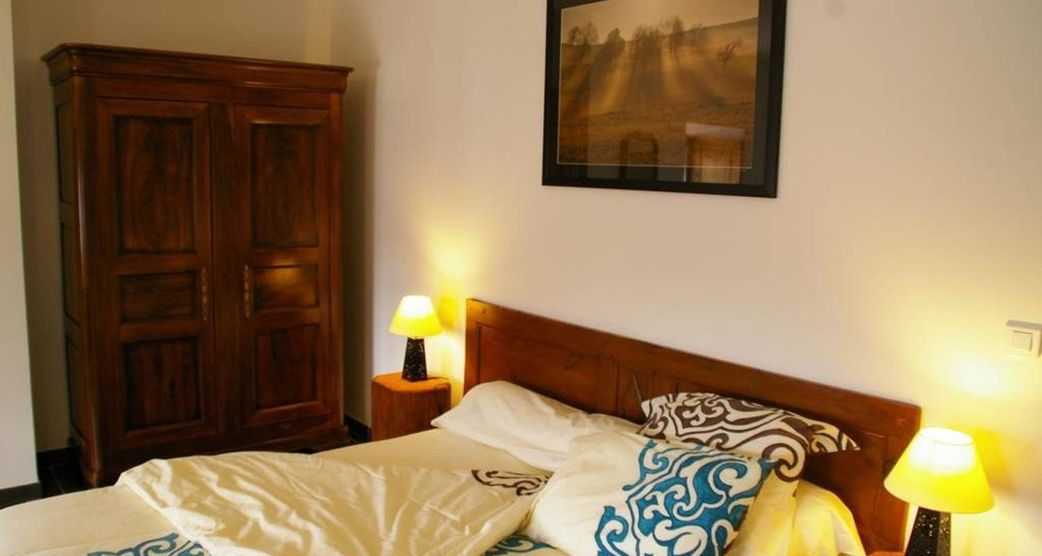 Bed & breakfast: le clos des pierres rouges in alleyras (108535)