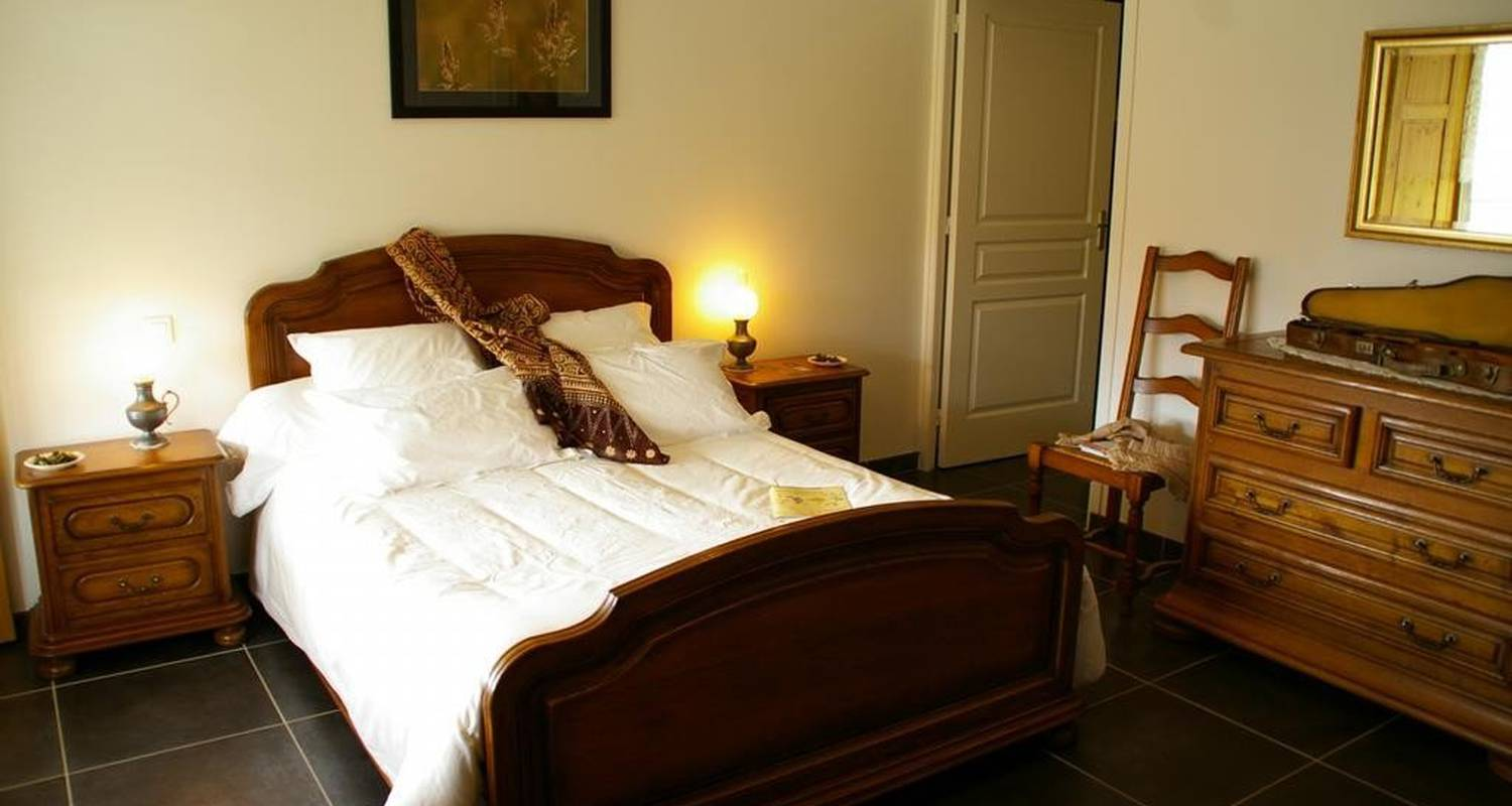 Bed & breakfast: le clos des pierres rouges in alleyras (108537)