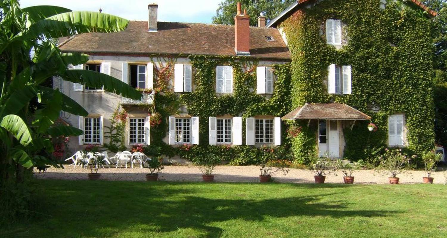 Bed & breakfast: manoir du breuil in pierrefitte-sur-loire (108563)