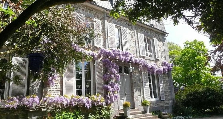 Habitación de huéspedes: jardin secret en marcey-les-grèves (108590)