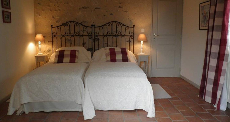 Chambre d'hôtes: l'augeonnière à villandry (108603)