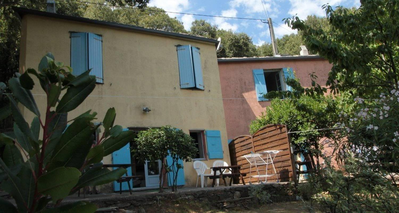 Furnished accommodation: les gites du bout du cap  in ersa (108619)