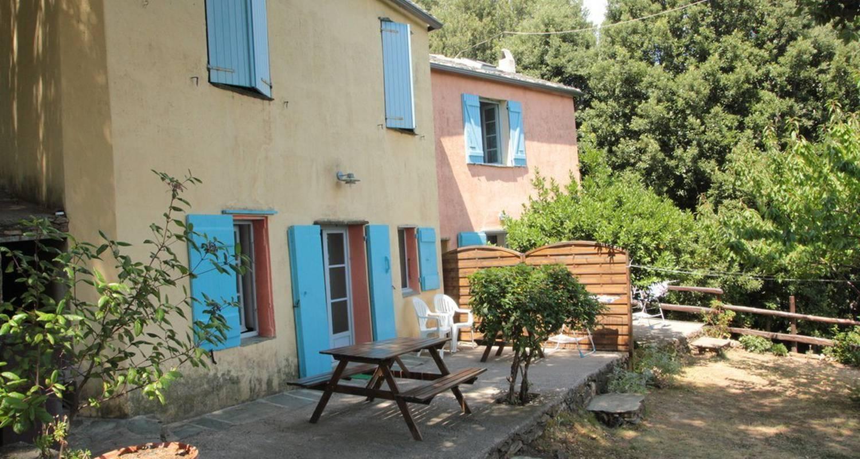 Furnished accommodation: les gites du bout du cap  in ersa (108622)