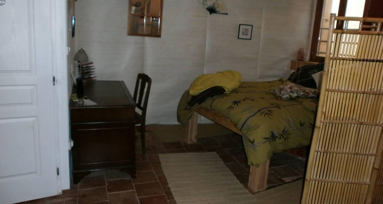 Furnished accommodation: tatami gite-la dolce vita in azille (108700)