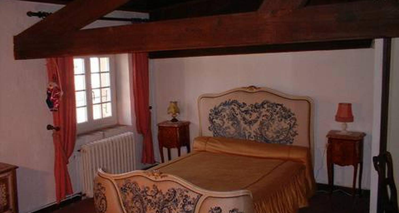 Bed & breakfast: maison de maitre xix°s in azille (108758)