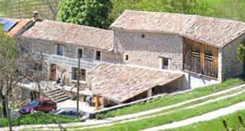 Chambre d'hôtes: ferme de la source à ponet-et-saint-auban (108931)