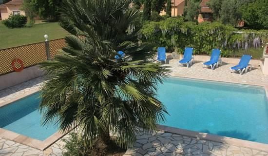 Villa F3 piscine en Corse