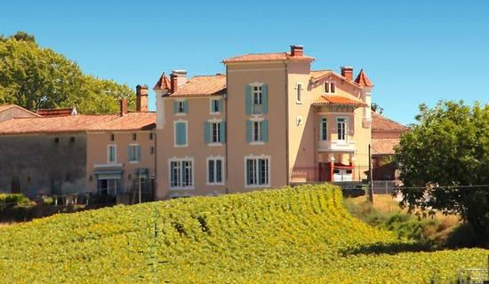 Château coquelicot foto