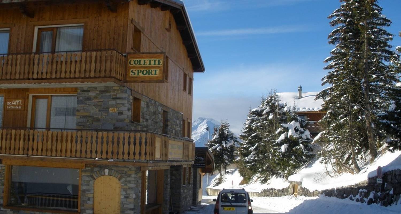 "Furnished accommodation: résidence ""chez jean"" in montvalezan (109115)"