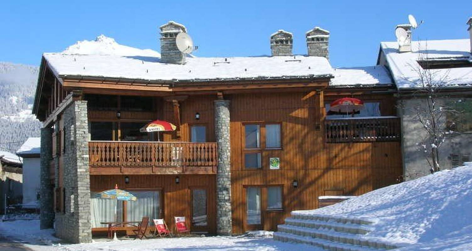 Furnished accommodation: chalet darentasia _ app edelwe in bourg-saint-maurice (109304)