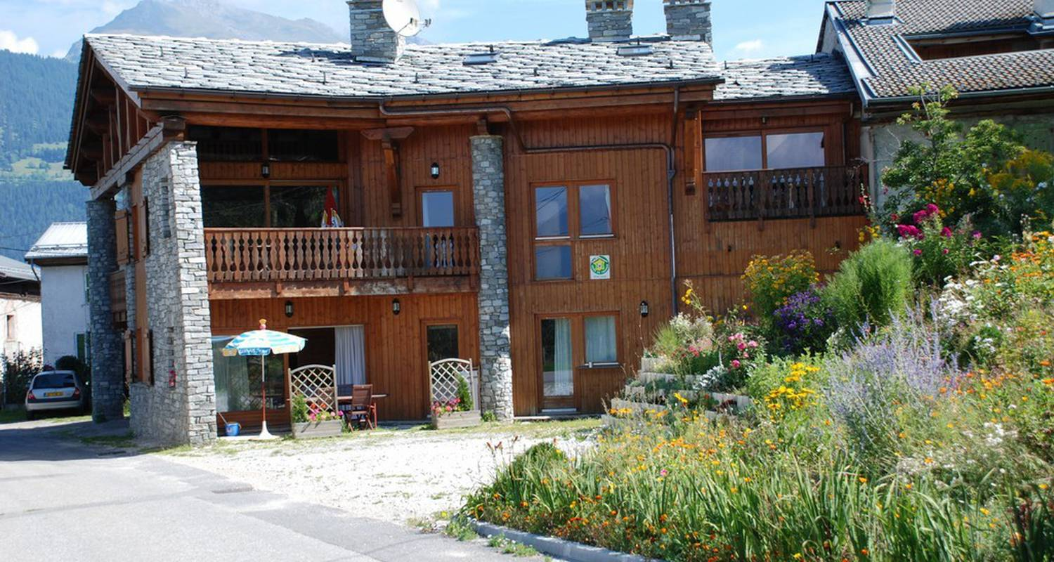 Furnished accommodation: chalet darentasia _ app edelwe in bourg-saint-maurice (109305)