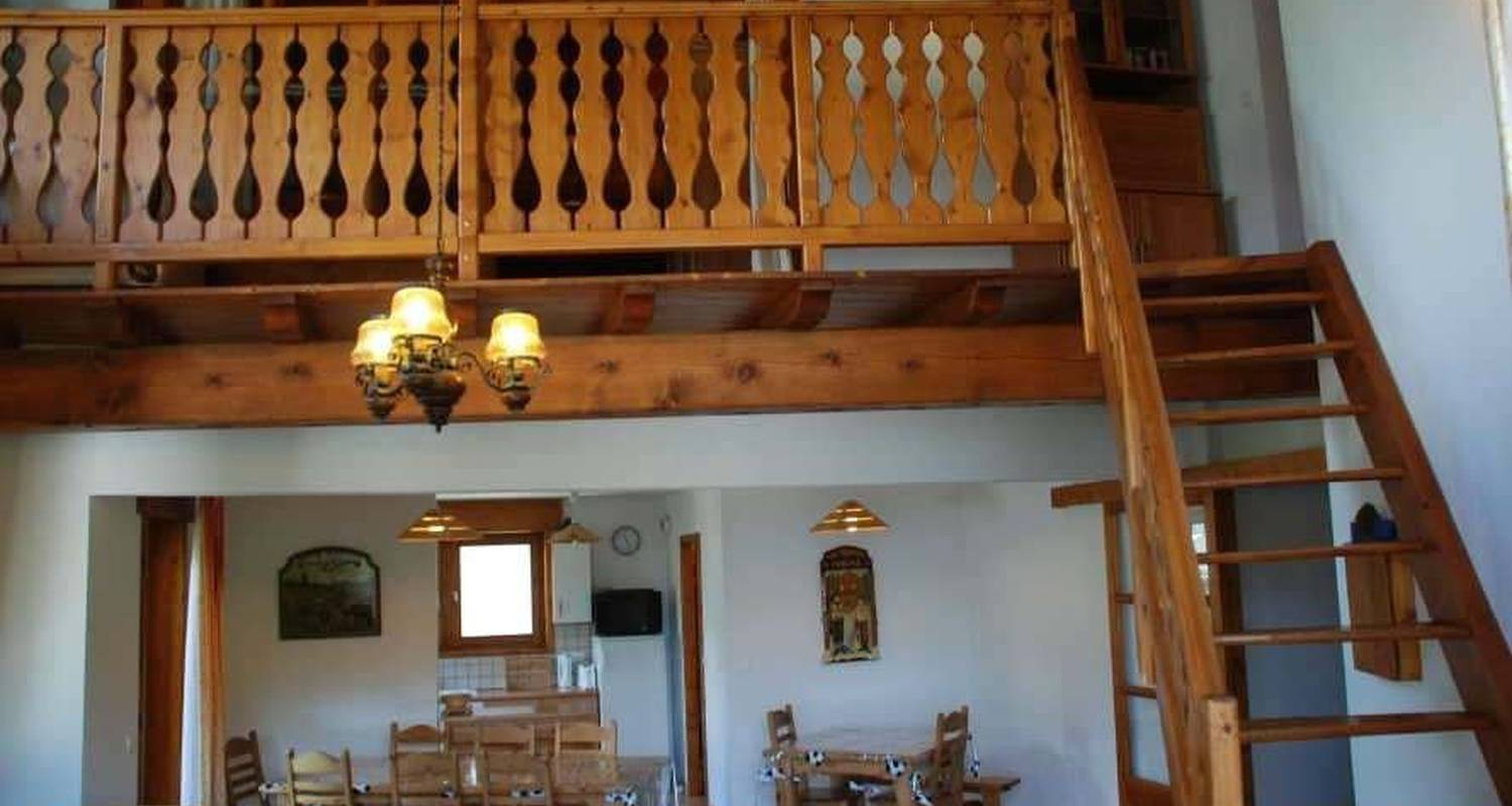 Furnished accommodation: chalet darentasia _ app edelwe in bourg-saint-maurice (109307)