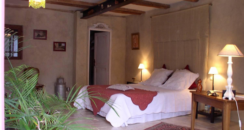 Chambre d'hôtes: le clos margot à saint-maurice (109414)