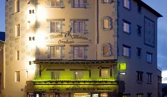 Hotel Chez Planes