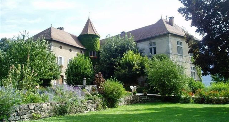 Chambre d'hôtes: château de pâquier à saint-martin-de-la-cluze (109498)