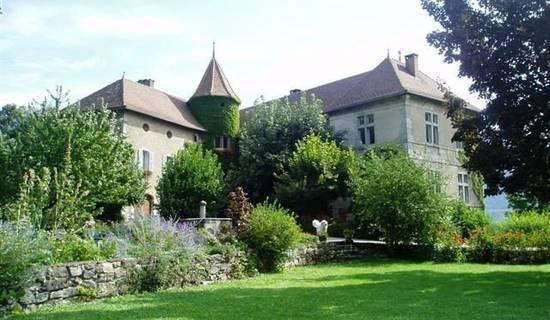 Château de Pâquier foto