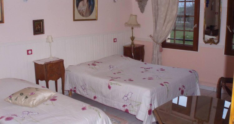 Chambre d'hôtes: chambres d'hotes lambert à saint-jean-du-cardonnay (109589)