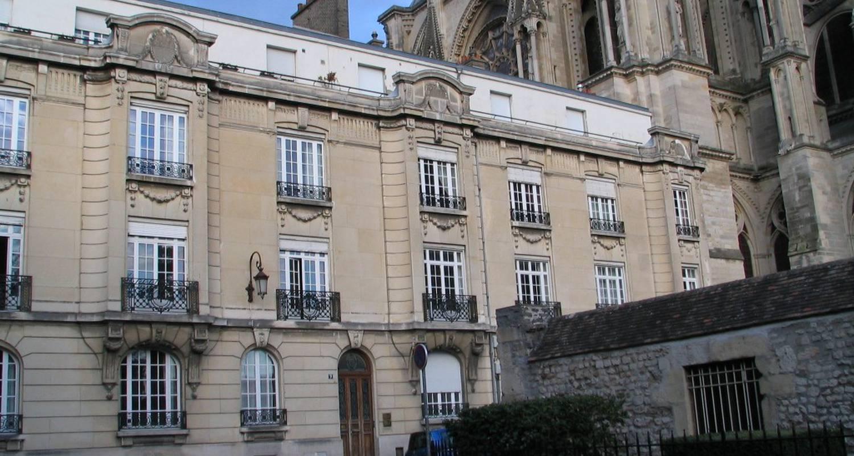 Logement meublé: cathédrale à reims (109592)