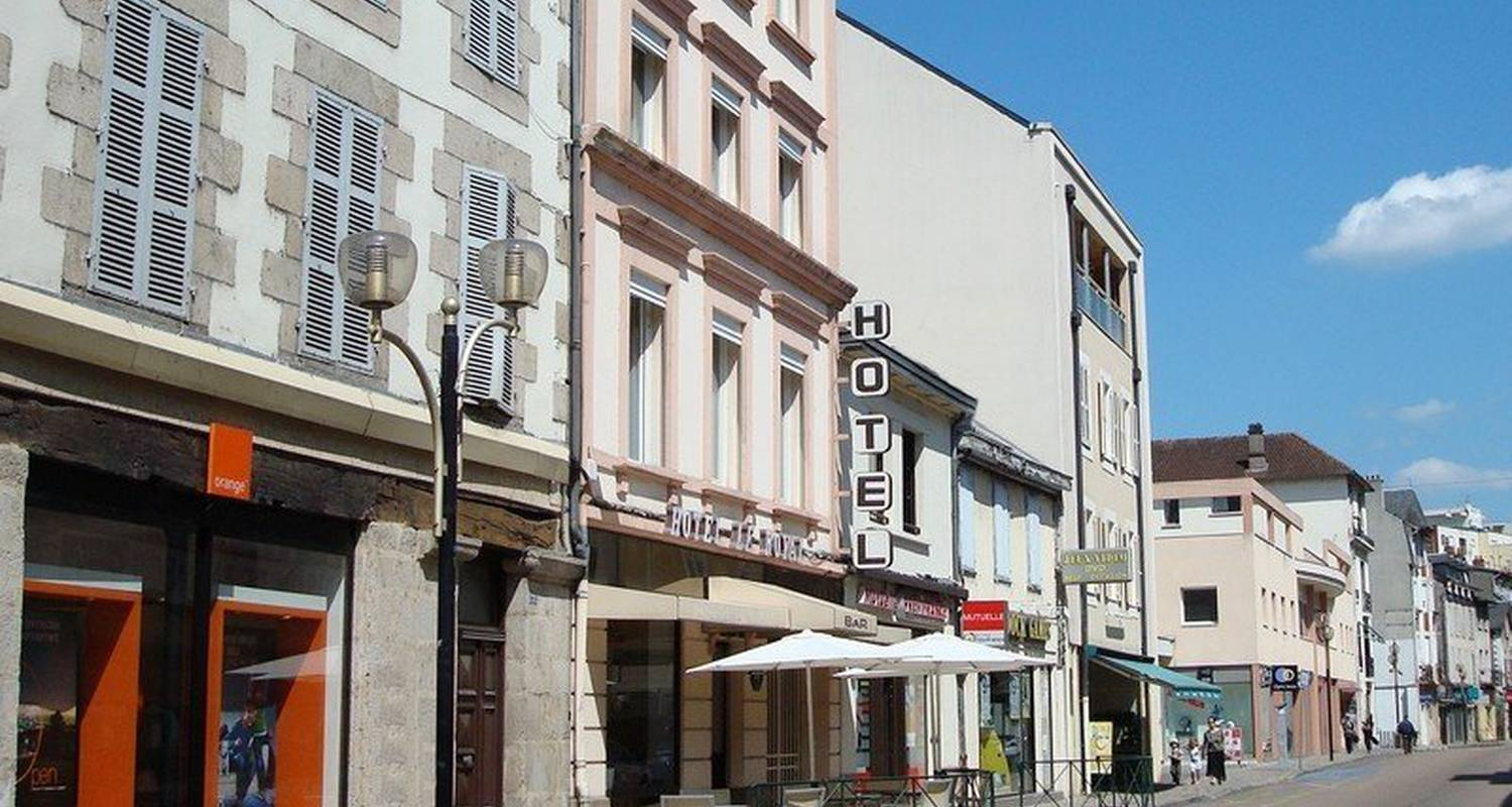 Hotel: hotel le royal in tulle (109627)