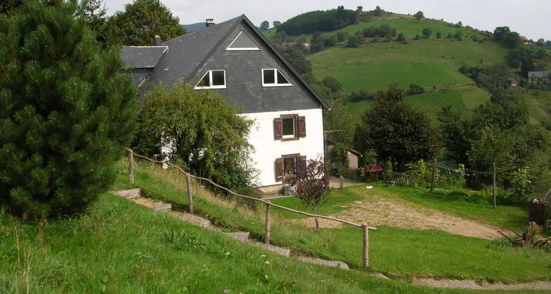Gîte: gite rural la hollée in le bonhomme (109631)