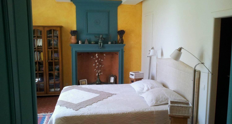 Bed & breakfast: la bastide des cèdres in saint-pantaléon-les-vignes (109636)