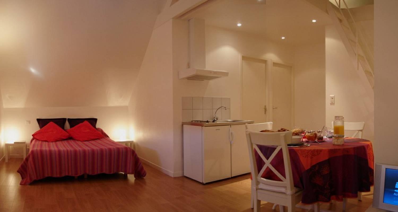 Habitación de huéspedes: les petits jardins en marcillac-vallon (109640)