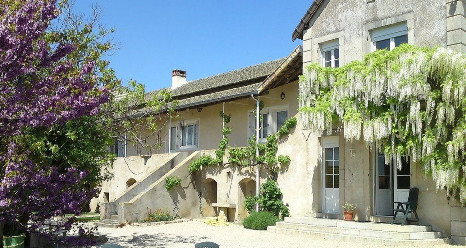 Bed & breakfast: domaine de morlay in bonnay (109777)