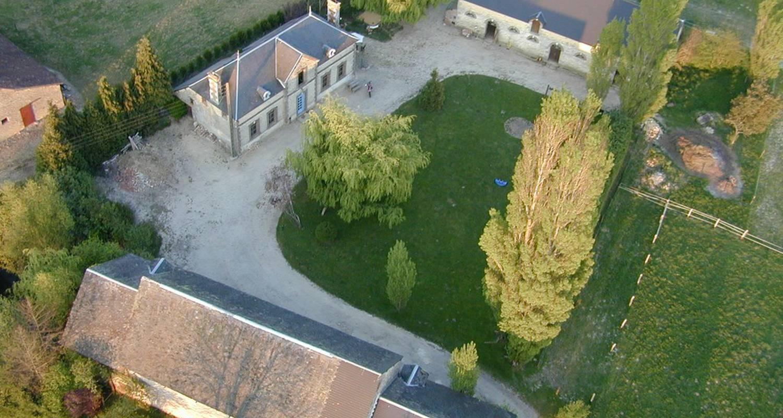 Habitación de huéspedes: le relais de chambillon en aunay-les-bois (109823)