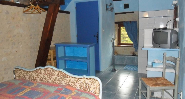 Habitación de huéspedes: le relais de chambillon en aunay-les-bois (109825)