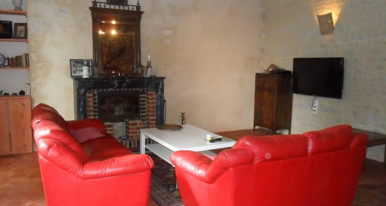 Habitación de huéspedes: le relais de chambillon en aunay-les-bois (109826)