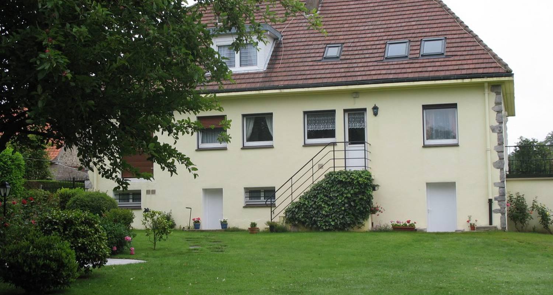 Bed & breakfast: villa le paddock in condette (109827)