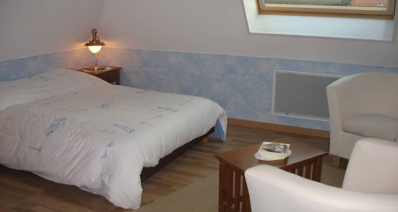 Bed & breakfast: villa le paddock in condette (109828)