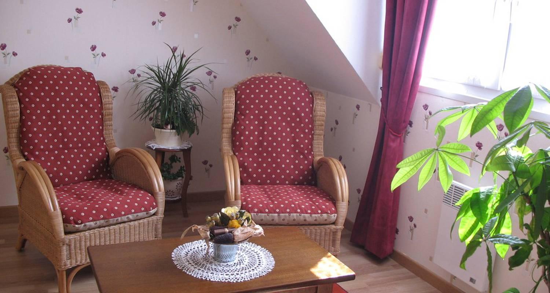 Bed & breakfast: villa le paddock in condette (109829)